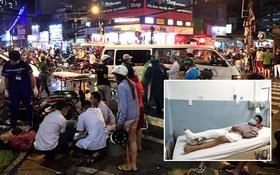 Vụ nữ tài xế lái Camry tông một loạt xe máy ở Sài Gòn: Nạn nhân bị dập phổi, chấn thương thận