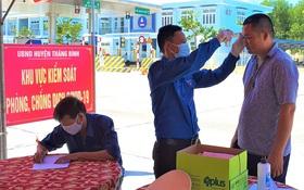 Quảng Nam tiếp tục cách ly xã hội 4 huyện, thị xã từ 0 giờ ngày 15⁄8
