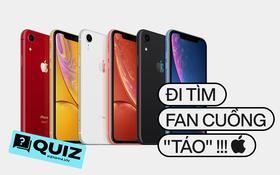 """Thử sức fan cứng """"nhà Táo"""" với loạt câu hỏi về iOS, đố bạn làm được 10⁄10"""