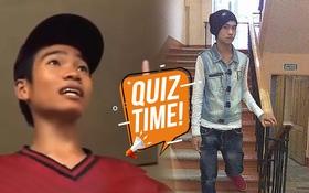 Quiz: Là fan cứng thì chắc chắn bạn sẽ nhận ra dàn sao đình đám của Rap Việt & King Of Rap!