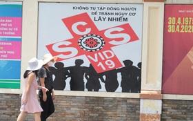 TP. HCM: Chính thức xử phạt người không đeo khẩu trang nơi công cộng từ ngày 5⁄8