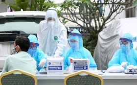 Thêm 21 ca mắc COVID-19 ở Đà Nẵng và Quảng Nam, trong đó 12 ca là F1 của các bệnh nhân