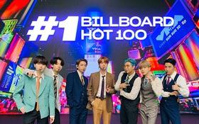 Lịch sử gọi tên BTS: Dynamite chính thức đạt #1 Billboard Hot 100, cả Châu Á đã chờ đợi kì tích này gần 60 năm!