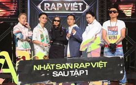 """Nhặt sạn tập 1 """"Rap Việt"""": Đôi lúc thời gian nói hơi nhiều, vẫn không ít ý kiến xoay quanh MC Trấn Thành"""