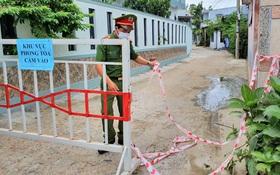Lịch trình của 2 ca Covid-19 mới nhất ở Quảng Nam: BN 672 làm việc tại công ty vận tải, BN 671 tiếp xúc với nhiều người thăm nuôi
