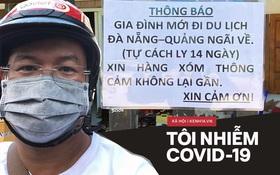 """Bệnh nhân 589 ở TP.HCM: """"Nhiễm Covid-19 không phải là chấm hết!"""""""