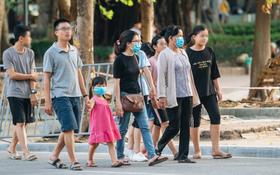 Chủ tịch Hà Nội: Từ hôm nay (7⁄8), sẽ xử phạt các trường hợp không đeo khẩu trang