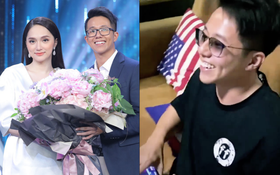 Matt Liu đăng clip reaction khoảnh khắc thành đôi với Hương Giang, nhìn nụ cười si là đủ hiểu mê nàng đến mức nào!