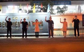 0h ngày 8⁄8: Bệnh viện C Đà Nẵng chính thức kết thúc phong tỏa