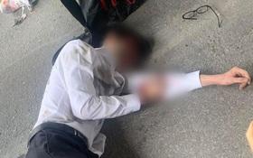 Hà Nội: Nam sinh gặp tai nạn, phải nhập viện khẩn cấp khi đang trên đường trở về nhà sau buổi thi THPT quốc gia