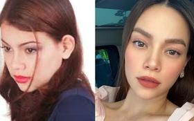 Lông mày quyết định nhan sắc sao Việt: Người xinh hơn bội phần, người từ hiền khô thành sắc sảo cá tính