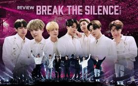 Break the Silence: Sống lại với tour diễn nghìn tỷ của BTS - hành trình gỡ bỏ mặt nạ sân khấu đầy cảm xúc từ 7 chàng trai