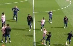 Ngày mở màn Ngoại hạng Anh mùa 2020⁄2021: Bộ đôi sao trẻ Arsenal lao vào xô xát dữ dội lúc khởi động