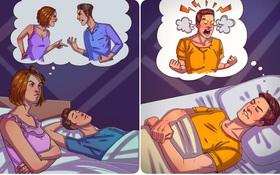 Làm gì thì làm cũng đừng bao giờ đi ngủ khi vẫn đang tức giận, đây là 5 lý do