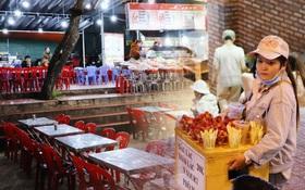"""Quán ăn, hàng rong ở Đà Lạt sau dịch Covid-19: """"Bán cả tối vẫn không thể trả đủ tiền thuê nhân viên"""""""