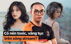 """Nghe các hot streamer Việt chia sẻ chuyện """"lời ăn, tiếng nói"""" khi lên sóng stream"""