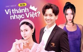 """Dàn sao Vpop truy tìm """"Vị Thánh nhạc Việt"""": Ngô Kiến Huy """"phạt"""" fan nếu trả lời sai, Bích Phương quên luôn hit của mình, Lynk Lee tự nhận mình """"gà"""""""