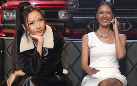 """Thoát kiếp """"cô bé mùa đông"""", cuối cùng Suboi cũng đã chịu khoe vai gợi cảm ở Rap Việt!"""