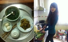 """Fans bất ngờ lục lại ảnh Hương Giang nấu nướng 8 năm trước, gọi cả """"anh rể"""" Matt Liu vào """"ăn cơm nhà"""""""