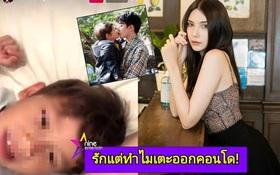 """Biến căng xứ Thái: Bạn gái mang con trai của Mike Angelo lên livestream, bé gay gắt """"bóc phốt"""" bố khiến Golf phải vào cuộc"""