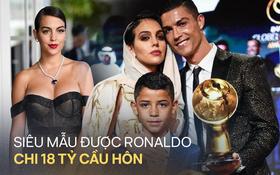Siêu mẫu kém 10 tuổi được Ronaldo chi 18 tỷ để cầu hôn: Cô bán hàng bốc lửa của Gucci đổi đời nhờ yêu siêu sao cầu thủ