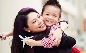 Bị tố khui lại chuyện con trai Ngô Kiến Huy để chiêu trò, Thanh Thảo lên tiếng đáp trả đanh thép!