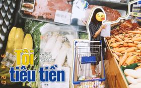27 tuổi, sống ở Sài Gòn - không đi nhảy đầm nhưng tôi cạn sạch tiền vì siêu thị