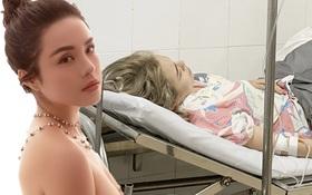 Biến căng: Thái Trinh nhập viện vì ngộ độc, đăng đàn tố 1 resort 5 sao thiếu trách nhiệm với khách hàng