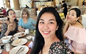 Trước thông tin Thái Trinh ngộ độc thực phẩm sau khi ăn buffet, resort 5 sao phản hồi như thế nào?