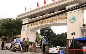 NÓNG: Bắt nguyên Giám đốc Bệnh viện Bạch Mai Nguyễn Quốc Anh cùng 2 đồng phạm