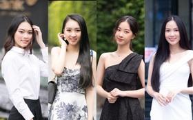 """Dàn thí sinh đua nhau khoe sắc tại vòng sơ khảo Hoa hậu Việt Nam 2020, """"bản sao Jennie (BLACKPINK)"""" có như kỳ vọng?"""