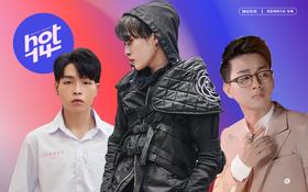 """Hoài Lâm bất ngờ thăng hạng trên HOT14, Jack mòn mỏi chờ Đức Phúc ở top trending nhưng vẫn bị """"cản đường"""" bởi Rap Việt"""
