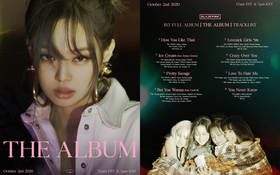 BLACKPINK tung tracklist của THE ALBUM: Jisoo, Jennie tham gia sáng tác, xác nhận collab với Cardi B như fan soi từ lâu
