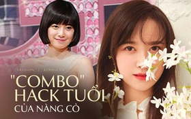 """Sau bao năm, Goo Hye Sun vẫn trẻ trung như thời còn đóng """"nàng Cỏ"""" nhờ combo mái thưa - makeup vi diệu"""