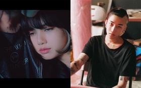 """Tìm ra trai lạ diễn cảnh tình tứ với Lisa: Con trai Chủ tịch Naver, chính là """"người quen"""" từng đàn hát với Rosé hôm nào?"""