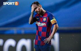 Photo quotes: 11 câu nói đắt giá nhất của Messi trong ngày anh dốc hết ruột gan vạch trần Chủ tịch Barca