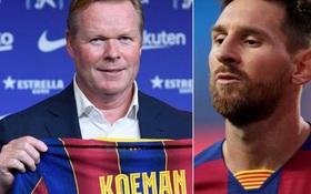 Quyền lực đen của Messi sẽ làm hại Barca mùa này?