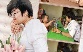 """Câu chuyện cô gái Nam Định chỉ có """"một nửa"""" khuôn mặt: Chặng đường chúng ta đi không ai là không gặp khó khăn"""