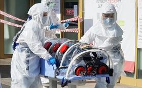 Thêm 142 ca nhiễm COVID-19 mới công bố sáng 22/2 tại Hàn Quốc
