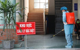 Quá tải khu cách ly chống Covid-19: Đề nghị các tỉnh giảm tải cho Hà Nội