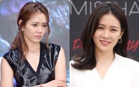 Nhan sắc tường thành như Son Ye Jin cũng có lúc bị dìm không thương tiếc chỉ vì kiểu tóc rối bời hay màu son hồng cánh sen
