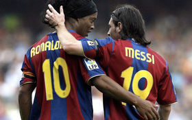 Tiết lộ lý do thực sự khiến Ronaldinho bị tống khỏi Barca, nguyên nhân chính liên quan tới Messi