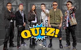 """Quiz: Rap Việt sắp khép lại mùa đầu tiên, đố bạn nhớ hết các khoảnh khắc """"kinh điển""""!"""