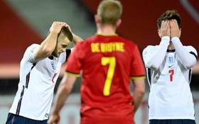 Thua trận thứ hai liên tiếp, tuyển Anh dừng bước ở vòng bảng UEFA Nations League