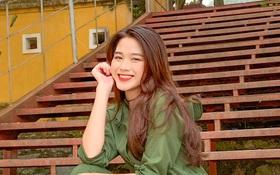 Tân Hoa hậu Việt Nam Đỗ Hà gây sốt với ảnh học quân sự xinh hết phần thiên hạ