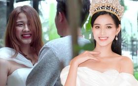 """Hoa hậu Đỗ Thị Hà từng tiết lộ về mẫu bạn trai trong chương trình hẹn hò: """"Không cần quá đẹp trai vì rất dễ đào hoa"""""""