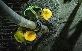 Cận cảnh 800 công nhân đang làm việc xuyên ngày đêm để sớm hoàn thành nhà ga ngầm lớn nhất tuyến metro Sài Gòn