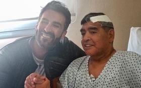 Lời nói cuối cùng của Maradona