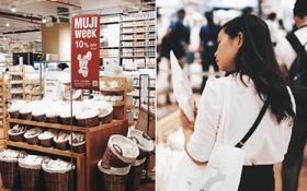 Flagship store MUJI Sài Gòn chính thức mở cửa: 1001 góc sống ảo, ngoài tốn tiền thì còn tốn thêm cả pin điện thoại vì chụp hình mệt nghỉ!