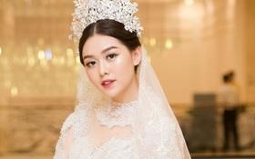 Hé lộ lý do đằng sau việc Á hậu Tường San kết hôn ở tuổi 20 và còn đang trong nhiệm kỳ